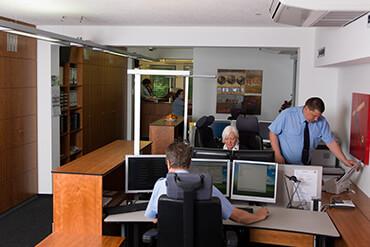 Die WSH Notruf- und Service-Leitstelle arbeitet bundesweit.